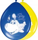 8 Luftballons Tauch, Timmy, Tauch!