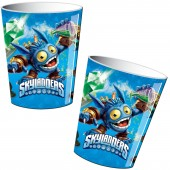 8 Becher Skylanders Giants Blue