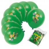8 Luftballons Fritz Flanke