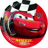 10 Teller Cars Red