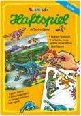 A5 Haftspiel Dinosaurier für Kinder