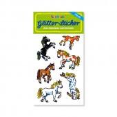 Mein Ponyhof Glitter Sticker