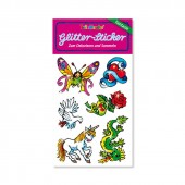 Fantasie Glitter Sticker