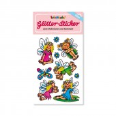 Elfen Glitter Sticker