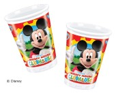 10 Becher Mickey Mouse Clubhouse