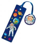 Lesezeichen Astronaut