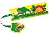 Lesezeichen Dinosaurier II
