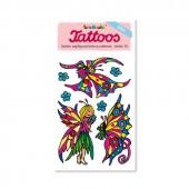 Blumenelfe Tattoos
