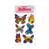 Schmetterlinge Tattoos