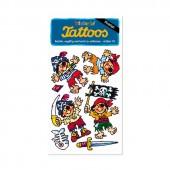 Pit und Freunde Tattoos
