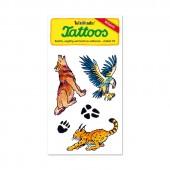 Wilde Tiere Tattoos