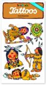 Indianer IV Tattoos