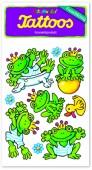 Froschkönig Tattoos