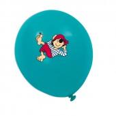 8 Luftballons Pit Planke