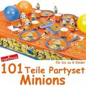 101-teiliges Set: Ich einfach unverbesserlich - Minions