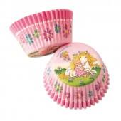 40 Muffin-Förmchen Prinzessin