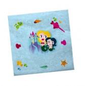 108-teiliges Set: Meerjungfrau