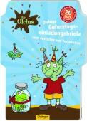 20 Einladungskarten Die Olchis