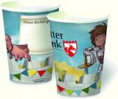 8 Becher Ritter Trenk