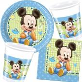 37-teiliges Spar-Set: Baby Micky Maus