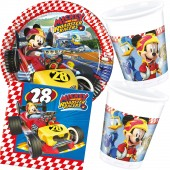 37-teiliges Spar-Set: Mickey Roadster