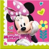 20 Servietten Minnie - Happy Helpers