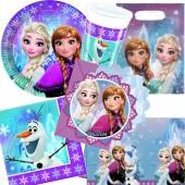 101-teiliges Set: Frozen Northern Lights