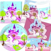 101-teiliges Set: Unicorn