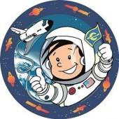 8 Teller Astronaut Flo