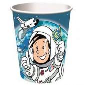 8 Becher Astronaut Flo