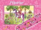 116-teiliges Set: Prinzessin und Einhorn