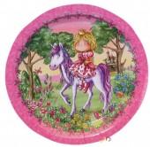 44-teiliges Spar-Set: Prinzessin und Einhorn