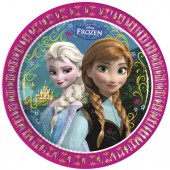 8 Teller Die Eiskönigin / Frozen