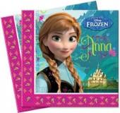 20 Servietten Die Eiskönigin / Frozen