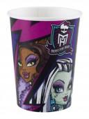 8 Becher Monster High II