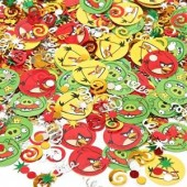 500-teiliges Konfetti-Set Angry Birds