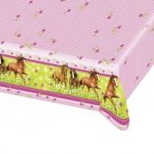 Tischdecke Ponys und Pferde II