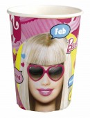 8 Becher Barbie