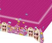 Tischdecke Barbie