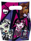 6 Partytüten Monster High II