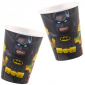8 Becher Lego Batman
