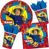 37-teiliges Spar-Set: Feuerwehrmann Sam