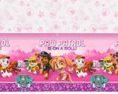 Tischdecke Paw Patrol pink
