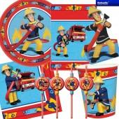 108-teiliges Set: Feuerwehrmann Sam