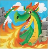 101-teiliges Set: Drachen