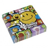 37-teiliges Spar-Set: Smiley World