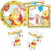 37-teiliges Spar-Set: Winnie Pooh