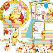 101-teiliges Set: Winnie Pooh