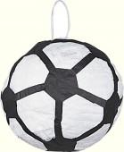 Pinata oder Schlagpinata Fußball