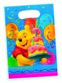 """6 Partytüten """"Winnie the Pooh"""""""